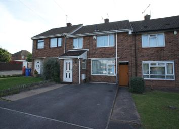 Thumbnail 3 bedroom town house to rent in Cavan Drive, Chaddesden, Derby