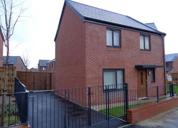 Thumbnail 3 bedroom property to rent in Lawnswood Road, Manchester