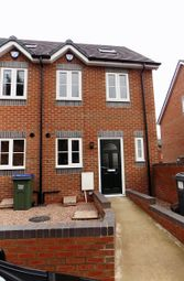 Thumbnail 3 bed town house to rent in Cradley Heath, West Midlands