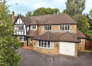 Thumbnail 4 bed detached house for sale in Howards Wood Drive, Gerrards Cross, Buckinghamshire