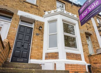 Thumbnail 2 bed terraced house for sale in Casterton Road, Stamford