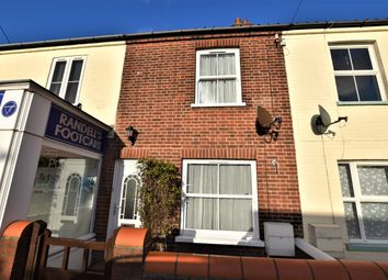 Thumbnail 3 bed terraced house for sale in Louden Road, Cromer