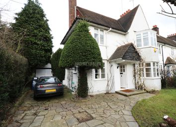 Thumbnail 4 bed semi-detached house to rent in Willifield Way, London