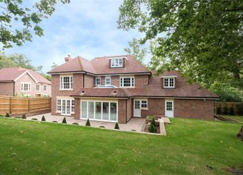 Thumbnail 6 bed detached house for sale in Strawberry Hill, Gerrards Cross, Buckinghamshire