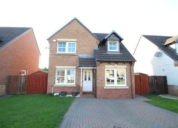 Thumbnail 3 bed detached house for sale in Ashley Grove, Bellshill, North Lanarkshire