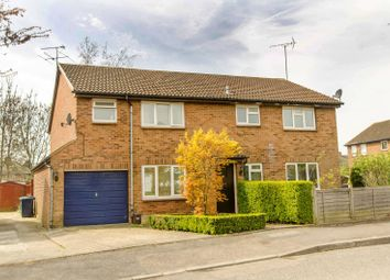 Thumbnail 3 bedroom semi-detached house for sale in Jarvis Close, High Barnet