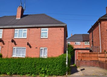 Thumbnail 2 bed flat to rent in Casewell Road, Sneyd Green, Stoke-On-Trent