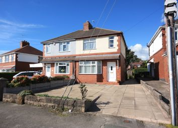 Thumbnail 3 bedroom semi-detached house for sale in Whitehill Road, Kidsgrove, Stoke-On-Trent