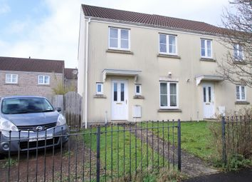 Thumbnail 3 bed end terrace house for sale in Barlow Gardens, Beacon Park, Plymouth