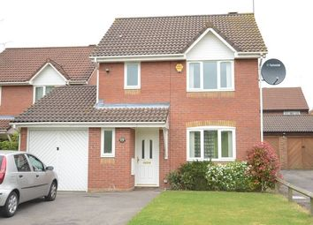 Thumbnail 3 bedroom detached house to rent in Strand Way, Lower Earley, Reading