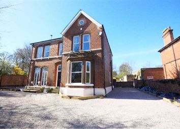 Thumbnail 4 bed detached house for sale in Prescot Road, Taylor Park, St Helens