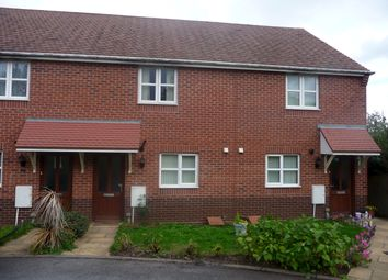 Thumbnail 2 bed terraced house to rent in 37 Bramble Way, Four Oaks, Sutton Coldfield.