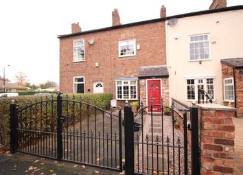 Thumbnail 2 bed terraced house for sale in Bloomsbury Lane, Timperley, Altrincham