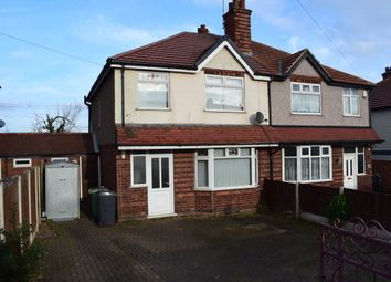 Thumbnail 3 bed semi-detached house to rent in Mansfield Road, South Normanton, Alfreton