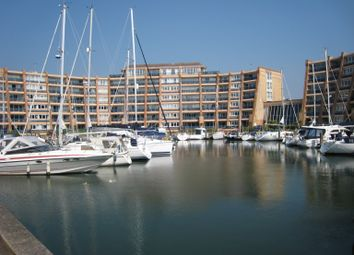 Thumbnail 1 bed flat to rent in Oyster Quay, Port Solent, Portsmouth