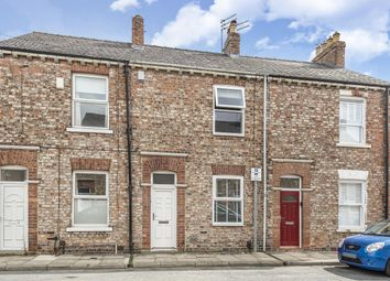 Thumbnail 2 bed terraced house for sale in Scaife Street, York