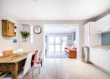 Thumbnail 3 bed flat for sale in Larkhall Rise, London