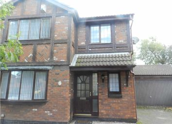 Thumbnail 4 bed semi-detached house to rent in Belverdale Gardens, Blackpool