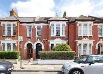 Thumbnail 3 bed flat for sale in Louisville Road, Heaver Estate, London