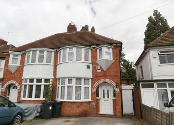 Thumbnail 3 bed semi-detached house to rent in Calshot Road, Great Barr, Birmingham