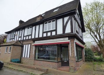Thumbnail 3 bed flat for sale in Millside Court, Church Road, Bookham, Leatherhead