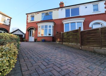 Thumbnail 3 bedroom semi-detached house for sale in Mill Hill Crescent, Cleethorpes