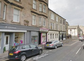 Thumbnail 2 bed flat for sale in 42, Shore Street, Flat 0-1, Gourock PA191Rg