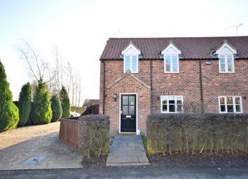Thumbnail 3 bedroom semi-detached house to rent in Dereham Road, Colkirk, Fakenham
