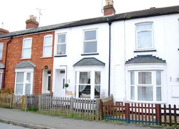Thumbnail 2 bed terraced house for sale in Sutton Bridge, Spalding, Lincolnshire