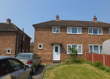 Thumbnail 3 bed semi-detached house for sale in St. James Road, Barton Under Needwood, Burton-On-Trent