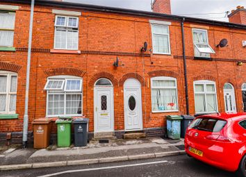 Thumbnail 2 bed terraced house for sale in Cairns Street, Walsall