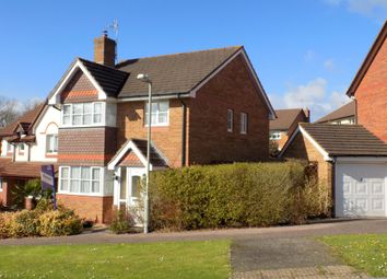 Old Bystock Drive, Exmouth, Devon EX8. 4 bed detached house