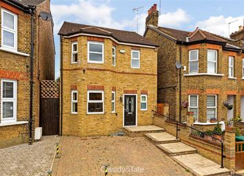 Thumbnail 3 bedroom detached house for sale in Castle Road, North Finchley, London