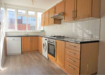 Thumbnail 4 bed terraced house to rent in Danebury Avenue, Roehampton