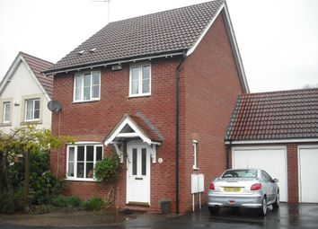 Thumbnail 3 bedroom detached house to rent in Fell Road, Westbury