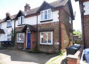 Thumbnail 2 bed flat to rent in Walton Road, Woking, Surrey