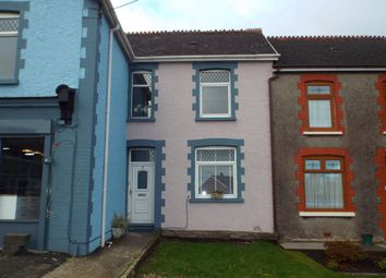 Thumbnail 2 bed flat to rent in Heol Y Bryn, Upper Tumble, Llanelli