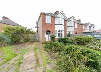 Thumbnail 3 bed semi-detached house for sale in St. Aubyns Road, Ipswich