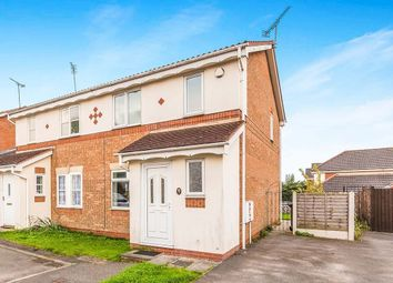 Thumbnail 3 bed semi-detached house to rent in Old Quarry Close, Chesterfield
