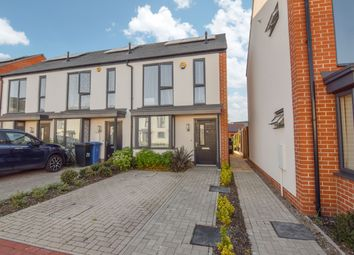 Thumbnail 2 bed end terrace house for sale in Dumfries Drive, Derby