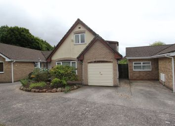 Thumbnail 3 bed detached house for sale in Stradling Close, Sully, Penarth
