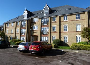 Thumbnail 2 bed flat for sale in John Keats Lodge, Chase Side Crescent, Enfield