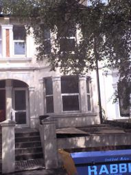 Thumbnail 1 bed flat to rent in Waldegrave Road, Brighton