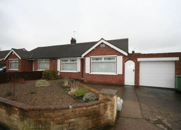 Thumbnail 2 bed bungalow for sale in Elton Grove, Stockton-On-Tees