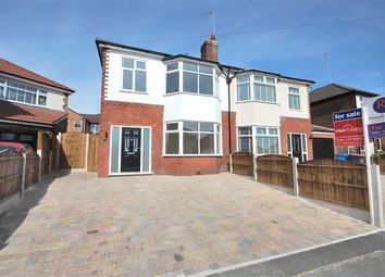 Thumbnail 3 bedroom semi-detached house for sale in Kirby Avenue, Swinton, Manchester
