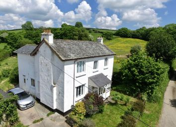 Thumbnail 4 bed detached house for sale in Taw Green, Okehampton