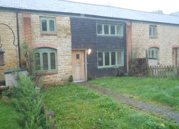 Thumbnail 2 bed terraced house to rent in Mill Lane, Crewkerne