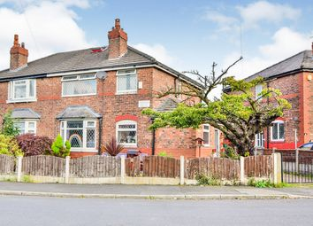 Overlea Drive, Manchester, Greater Manchester M19. 3 bed semi-detached house