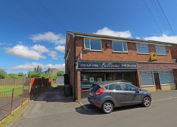 Thumbnail 3 bed flat for sale in Waddicar Lane, Melling, Liverpool