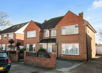 3 bed semi-detached house for sale in Wiston Avenue, Worthing BN14